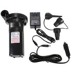 Насос электрический Stermay HT-677, аккумуляторный, фото 3