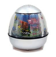 Светильник аквариум 16х16