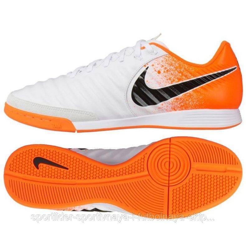8ef4445aacdf98 Футзалки Nike Tiempo LegendX 7 Academy IC AH7244-118: продажа, цена ...