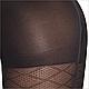 Колготки компрессионные, 1 класс, 140 Den, (18-21 мм.рт.ст) черные, Passion 224, Lipoelastic, Чехия, фото 4