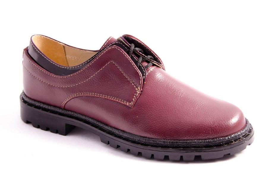 Туфли женские бордовые Romani 5151130 р.36-41