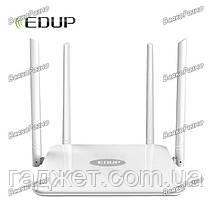 УЦЕНКА!!! Двухдиапазонный (2.4 ГГц/5 ГГц) маршрутизатор (роутер) EDUP, фото 3