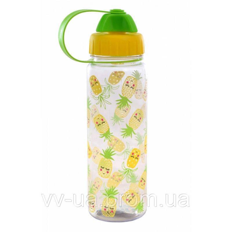 Бутылка для воды Yes! Ананас, 500 мл