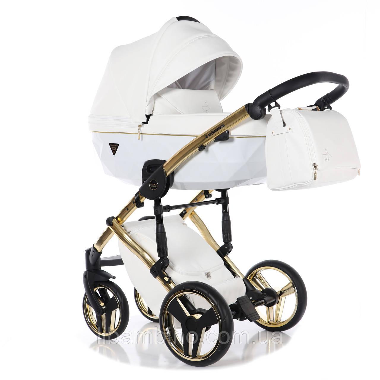 Дитяча універсальна коляска 2 в 1 Junama Diamond Individual 04