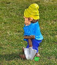 Садовая фигура Хоббит, фото 2