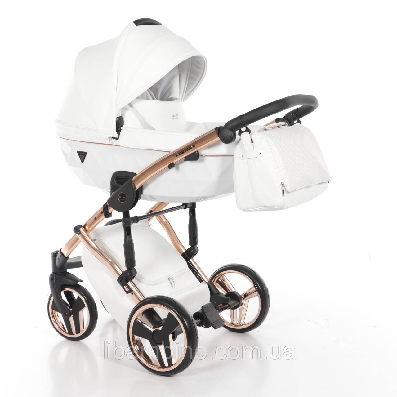 Дитяча універсальна коляска 2 в 1 Junama Diamond Individual 06