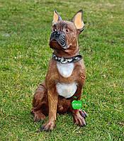 Садовая фигура Собака Боксер