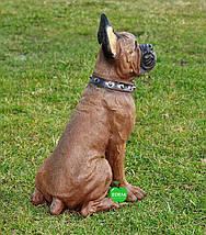 Садовая фигура Собака Боксер, фото 3