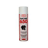 Спрей-клей временной фиксации для вышивки и кроя (уп 500мл) TAKTER-650 Siliconi