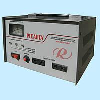 Стабилизатор напряжения электромеханический Ресанта АСН-1500/1-ЭМ (1,5 кВт)