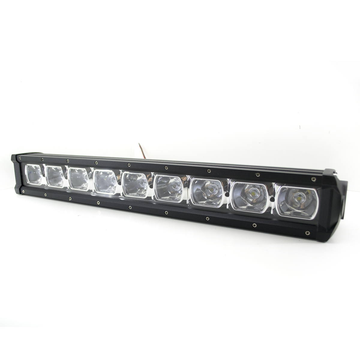 LED BAR CREE 550mm 90W 8800 Lm 10W F-9790 Square, фото 1