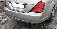 Бампер задний Mercedes W221 S-Class, 2007 г.в. A2218800340