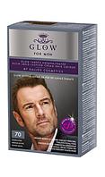 КРАСКА ДЛЯ ВОЛОС - Kallos Cosmetics Glow Long Lasting Cream Hair Colour Man 70