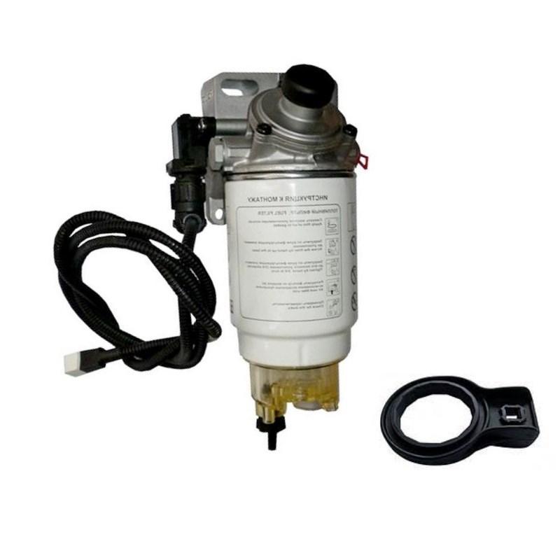 Сепаратор дизельного топлива с подогревом Аналог PreLine 270