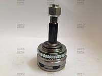 ШРУС наружный c ABS (22x29 шлица) GSP 808002 на Daewoo Lanos 1.4, 1.5., фото 1