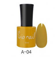 Гель-лак ''Bio Nail Gel Yellow''