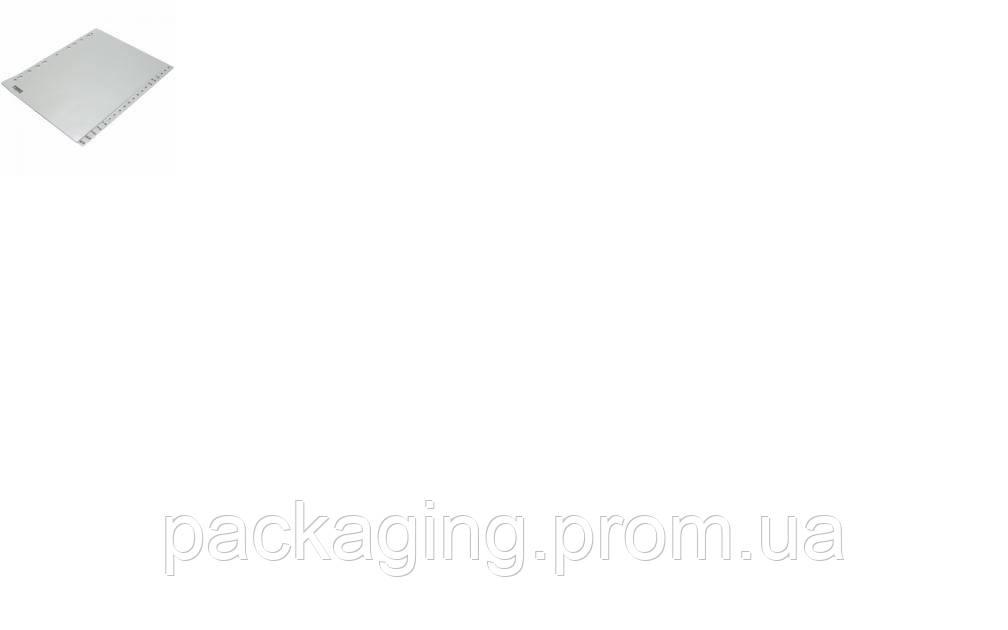 Алфавітний індекс- розділювач А4 А-Я пласт. Pro Office 31536