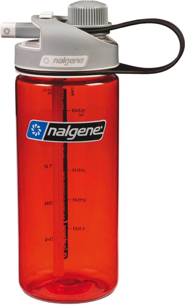 Бутылка для воды Nalgene MultiDring Red 600 мл.
