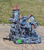 Декоративный фонтан Замок, фото 2