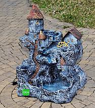 Декоративный фонтан Замок, фото 3