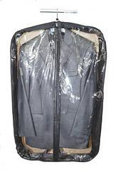 Чехлы для одежды дышащие, прозрачные, объемные