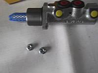 Главный цилиндрик тормозов Scudo, Expert, Jampy 96- без ABS, фото 1