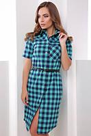 Платье-рубашка 1786
