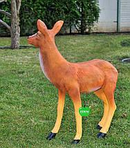 Садовая фигура Семья оленей, фото 3