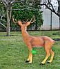 Садовая фигура Семья оленей, фото 4