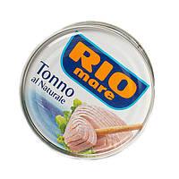Тунец в собственном соку Rio Mare 80 г