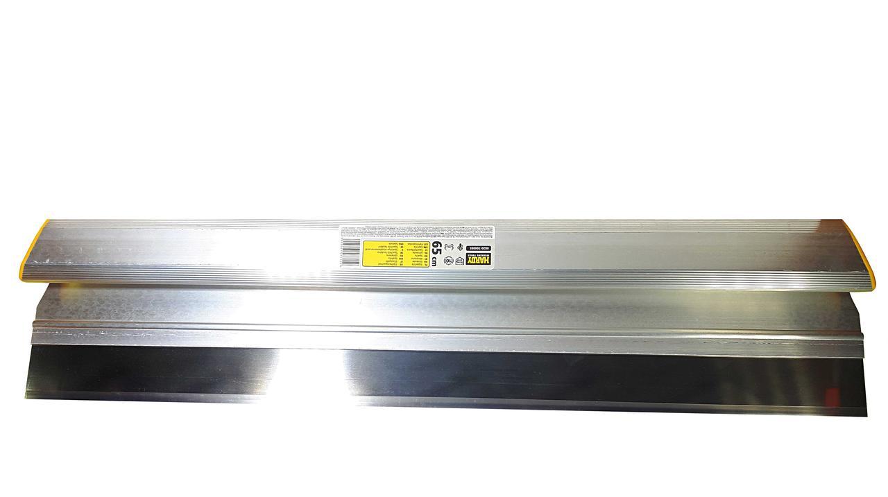Шпатель 65 см профессиональный из нержавеющей стали, Hardy Working Tools (0820-704065)