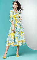 Платье льняное Крокус , фото 1