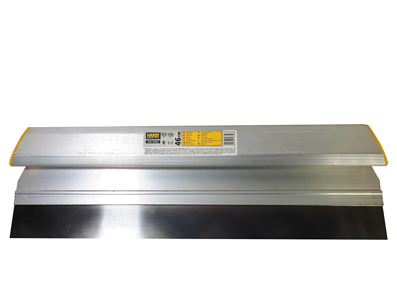 Шпатель 46 см профессиональный из нержавеющей стали, Hardy Working Tools (0820-704046)