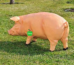 Садовая фигура Свинья большая, Кабанчик средний и Хрюша, фото 2