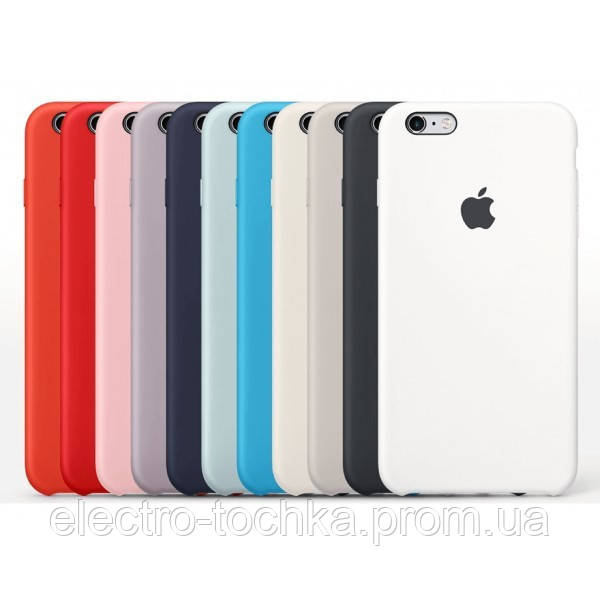 Чехол Silicone Case (оригинал) для iPhone 7/ 8