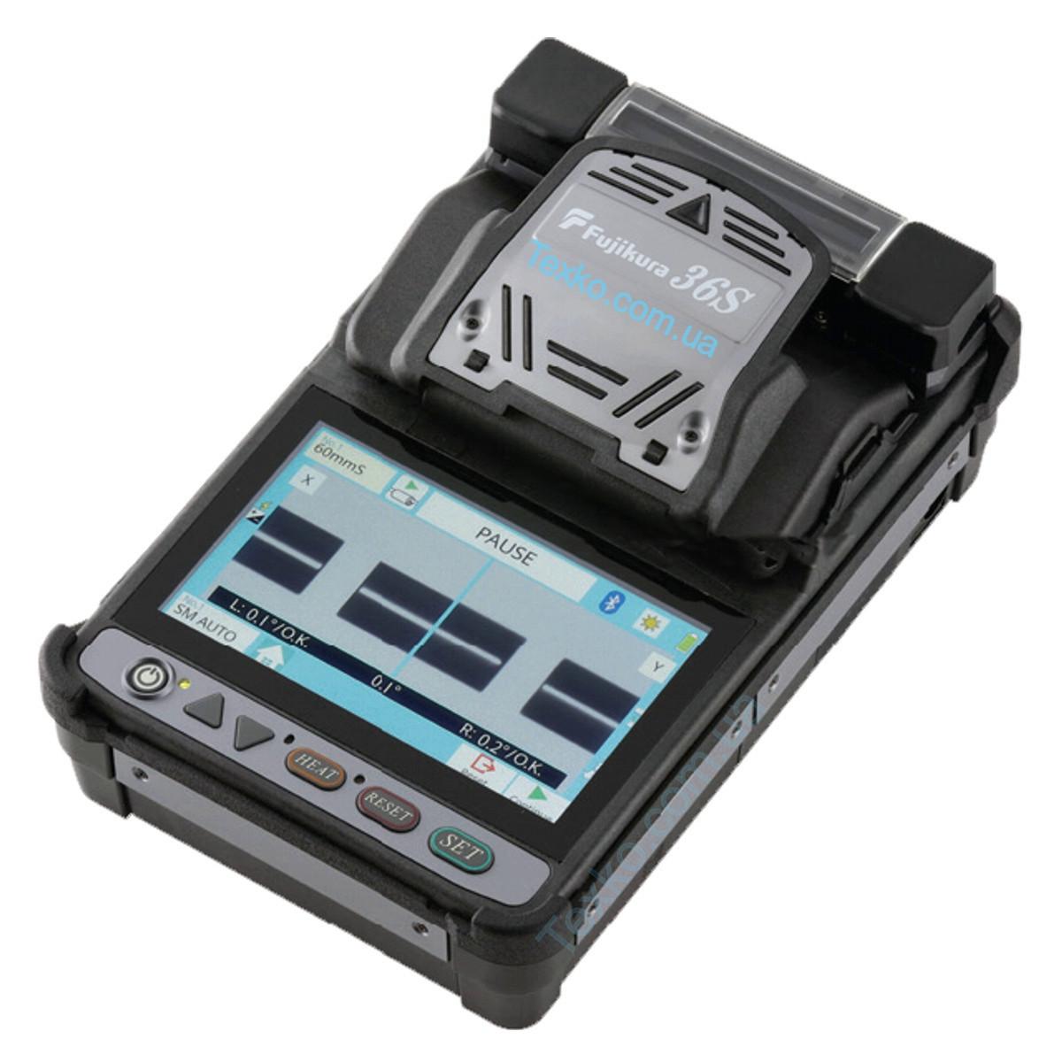 Сварочный аппарат для одиночного волокна Fujikura 36S