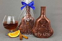 Шоколадная бутылка Коньяк Хенеси