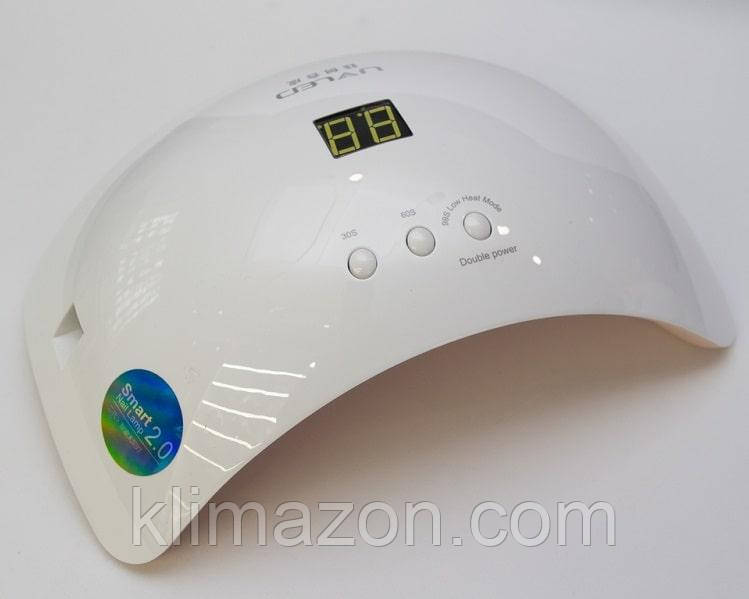 Лампа для манікюру LED+UV SUN 8, 48W (оригінал)