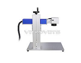 Настольный волоконный лазерный маркер JN-203 (100x100), 20W, фото 3