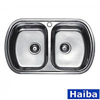 Мойка кухонная Haiba HB800*490 Decor