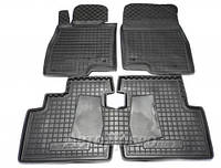 Полиуретановые коврики в салон Mazda 3 с 2013-