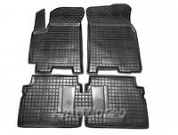 Полиуретановые коврики в салон Chevrolet Aveo с 2002-2011