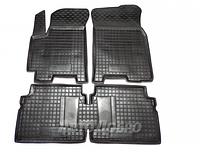 Полиуретановые коврики в салон Chevrolet Aveo с 2011-