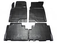 Полиуретановые коврики в салон Chevrolet Captiva с 2011-