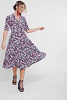 Платье Тати принт , фото 1