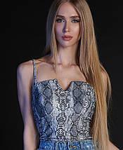 Женская блузка-топ на бретелях (Верес jd), фото 2