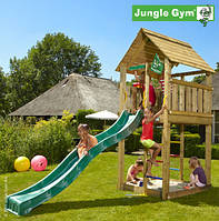Спортивно-игровой комплекс Jungle Gym Jungle Cabin