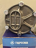 Насос шестерневий НШ-50А-3 правий (Гідросила) ANTEY круглий, фото 3