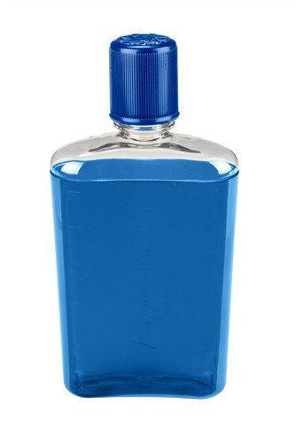 Бутылка для воды Nalgene Flask Blue 375 мл.