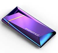 Електронна запальничка PRIMO Elegance Ultra Thin портативна акумуляторна USB запальничка Хамелеон (SUN4078)